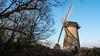 Bidston Windmill (Brian Negus) Tags: shadow england windmill unitedkingdom birkenhead bidston bidstonhill bidstonwindmill