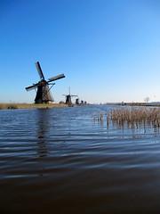 Kinderdijk (2013) (l-vandervegt) Tags: 2013 nederland netherlands holland niederlande zuidholland kinderdijk molen wereld erfgoed unesco mill