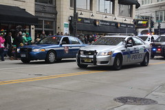 Police Departments (Celtic Graphics) Tags: irish wisconsin parade milwaukee celtic stpatricksday