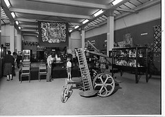 Installation View (Whitechapel Gallery) Tags: art history archive whitechapel 1951 eastlondon whitechapelgallery festivalofbritain barbarajones blackeyesandlemonade