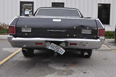 "1970 El-Camino • <a style=""font-size:0.8em;"" href=""http://www.flickr.com/photos/85572005@N00/8549754878/"" target=""_blank"">View on Flickr</a>"
