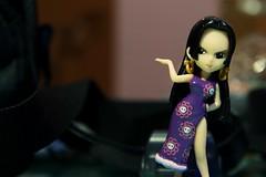 Boa Hancock ♥_♥ (Triyadi Wijaya) Tags: anime toy bokeh sony boa kit 1855mm hancock nex lenskit nex5