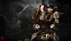 Kratos: The God of War (advocatepinoy) Tags: toys greek photography death war god style collection gaming comicbooks marvellegends drama dioramas shortfilms iwo ps3 kratos toyphotography playarts toycollection acba toyreviews articulatedcomicbookart advocatepinoy advocate928 pinoytoykolektors