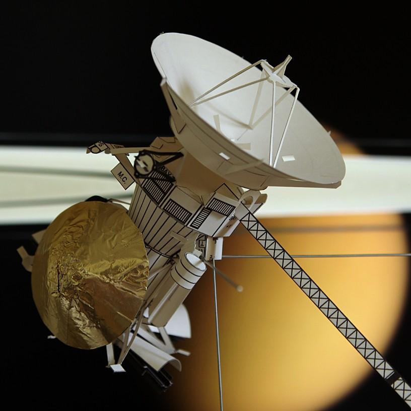 space probe models - photo #13