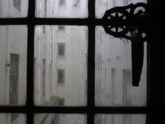 Window as elephant (shaggy359) Tags: windows london window square handle star rooms view grand line connaught oblong