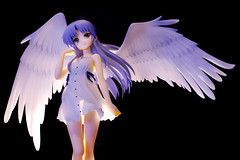 1/8  (cafe yui) Tags: angel beats tachibana kanade   dengekiya