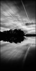 Its_My_Aeroplane (Beetwo77) Tags: longexposure panorama liverpool sunrise landscape pano sydney nd 1855mm blend westernsuburbs chippingnortonlake 6stop fujixpro1