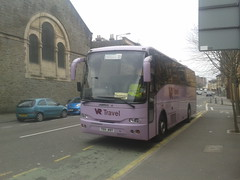 VR Travel (Woolfie Hills) Tags: travel swansea wales volvo south replacement rail vr jonckheere tsv 497 aberfan