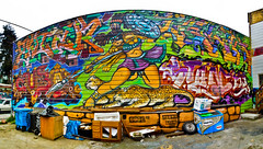 (gordon gekkoh) Tags: sanfrancisco graffiti mural cuba missiondistrict icp twick aleks stan155