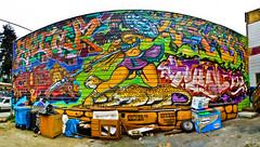 (gordon gekkoh) Tags: sanfrancisco graffiti mural cuba missiondistrict icp twick aleks stan155