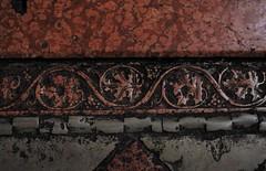 Santa Maria Gloriosa dei Frari, Venice, Italy (doug sinclair) Tags: santa venice italy church maria interior basilica vine carving medieval chiesa marble venezia grape dei gloriosa frari