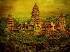 Ancient Glory (autumnwaters) Tags: cambodia angkorwat textures siemreap angkorthom ruby10