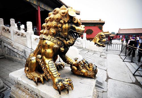 Temple, Beijing