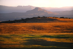Drakensberg (Mark Gavriluk) Tags: africa sunset mountains colour landscape south drakensberg dblringexcellence tplringexcellence eltringexcellence