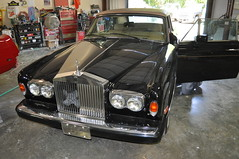 "1980 Rolls Royce Corniche • <a style=""font-size:0.8em;"" href=""http://www.flickr.com/photos/85572005@N00/8633729485/"" target=""_blank"">View on Flickr</a>"