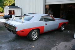 "1970 Plymouth 'Cuda 440 • <a style=""font-size:0.8em;"" href=""http://www.flickr.com/photos/85572005@N00/8633863675/"" target=""_blank"">View on Flickr</a>"