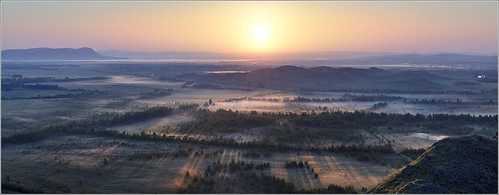 5 am in Siberia