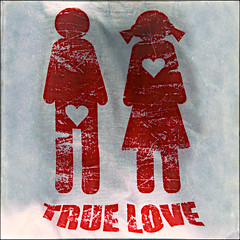 True Love (Lumase) Tags: love square fun funny humor truelove textured xy