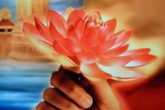 Brahma a clip from Durga (kiranparmar1) Tags: from tv icons vishnu hand picture clips shiva hindu serial brahma durga