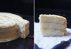 Lemon-Lemon Drop Cake 2 (clapanuelos) Tags: cake baking lemon celebration layercake