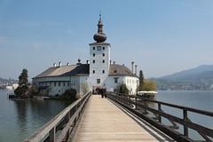 Schloss Orth - Gmunden - Austria (Been Around) Tags: lake castle austria see sterreich europa europe eu april schloss obersterreich autriche austrian aut o salzkammergut upperaustria gmunden orth traunsee schlossorth 2013 img0863 a laketraunsee gmundenamtraunsee castleorth
