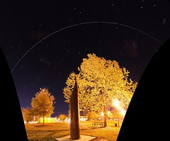 International Space Station Flyover - Heritage Park (PanoGuy) Tags: slidell spacestation iss