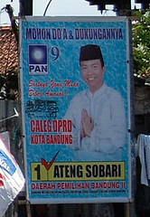 WJava_PSingle_ID0808 (colmfox) Tags: indonesia westjava 2009 legislativeelections