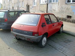 Peugeot 205 Junior (junktimers) Tags: junior peugeot 205