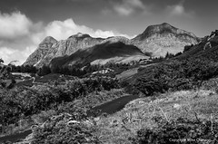 Classic View of  The Langdale Pikes (MikeChet) Tags: england fall landscape unitedkingdom wildlife lakedistrict places flowersplants littlelangdale thelangdalepikes