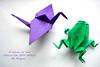 Origami And A Haiku