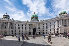Die Hofburg in Wien - The Hofburg Palace in vienna (ralfkai41) Tags: architektur österreich historisch austria palace architecture schlos vienna hofburg hofburgpalace habsburger wien historical