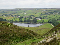 Lower Laithe Reservoir (waldopepper) Tags: haworth