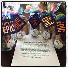 Neptune Society of Northern California Fairfield - Sour Candy Day Donations