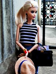 My trip to Paris (imida73) Tags: barbie andy warhol campbells soup alias edie sedgwick paris