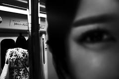 no.940 (lee jin woo (Republic of Korea)) Tags: snap photographer street blackandwhite ricoh mono bw shadow subway self hand gr korea snapshot streetphotograph photography monochrome