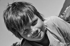 Tommaso (Claudia Celli Simi) Tags: ritratto portrait bambino children bw bn biancoenero blackandwhite sguardo occhi monocromo