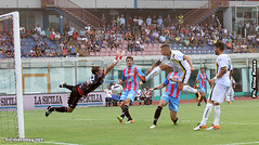 Gol Lisi (SiciliaToday) Tags: catania juve stabia lega pro stadio massimino calcio