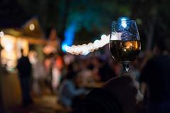 Greetings (icanhascamera) Tags: wine glass pentax k50 fest hungary balaton balatonfred bokeh ichc