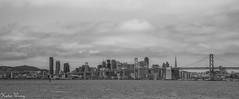 Port View Park, Oakland (katiewong511) Tags: oaklandport oakland port waterfront harbor shoreline park public beach view sanfranciso cityscapes fishing longexposure 10stop bigstopper gnd