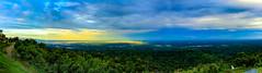 Nilgiri Hill Resort , Bangladesh (zubair_tusar) Tags: blue green landscape panaroma hill resort