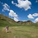 Caminhada no vale Yolym Am