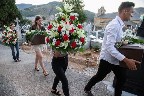 Homenaje y entrega de restos en Villafranca del Bierzo (León) (12)