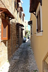 Rhodos, Greece (Replay Lounge) Tags: rhodos greece agean sea ship island ancient site street cafe history gezi seyahat tatil travel viagem vacation canon 600d august 2016 moded motorcyle
