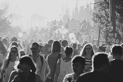 Dockville Publikum (Andreas Meese) Tags: hamburg hafen wilhelmsburg reiherstieg nikon d5100 dockville festival open air musik music konzert concert tag day sonne sun publikum audience