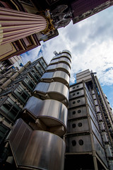 _DSC5433 (durr-architect) Tags: lloyds london building architecture modern richard rogers partnership hightech company headquarters office stainless steel facade