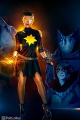 Dazzler (PatLoika) Tags: dazzler marvel marvelcomics xmen xmencosplay alisonblaire digitalart cosplayphotography
