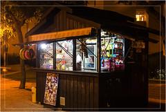3735-CHUCHES - ISLANTILLA - HUELVA - (-MARCO POLO-) Tags: costas playas kioscos nocturnas
