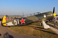 D-FYAK (wiltshirespotter) Tags: hahnweide oldtimer ott16 let yak11 c11