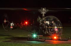 EGVP - Westland Sioux AH1 - XT131 (lynothehammer1978) Tags: egvp aacmiddlewallop aac armyaircorps army armyhistoricaircraftflight ahaf westlandsiouxah1 xt131