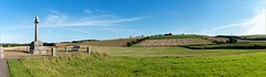 Flodden Field - AD1513 (Hector Patrick) Tags: northumberland floddenfield battle scots fujifilmx100t panoramas flickrelite twop historicsites